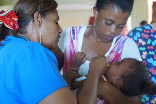 Family with suspected Zika