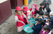 School Health & Nutrition in Bolivia