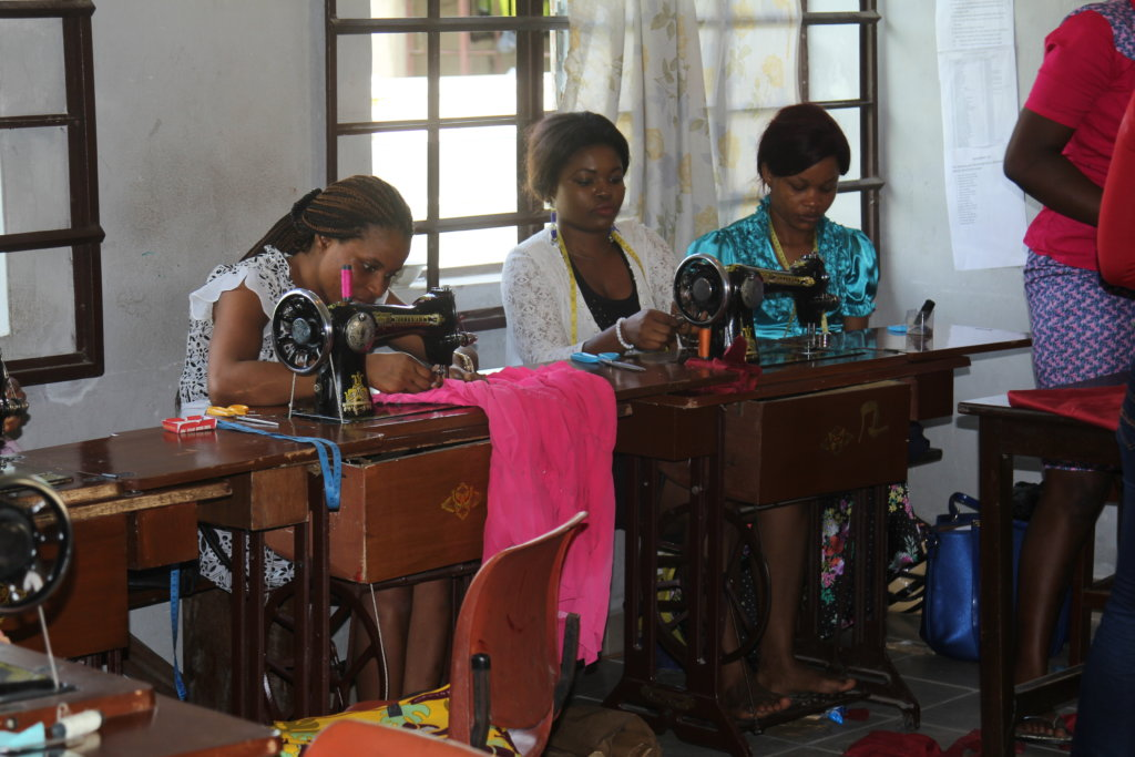 Entrepreneurship Skills Training for Young Women