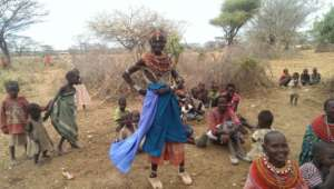 Radio education for rural Samburu women in Kenya
