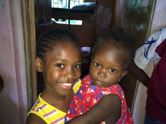 Build A New Home for Ebola Orphans in Sierra Leone