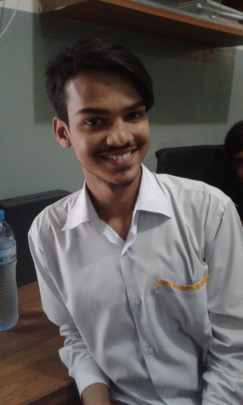 Meet Nabil who brightens a day with his big smile!