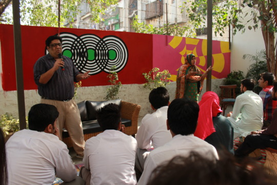 3rd Dec motivational session @NOWPDP with students