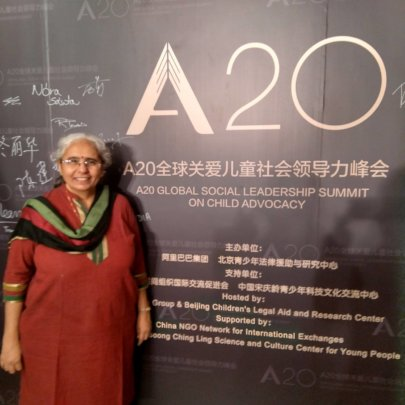 A20 Summit on Child Advocacy in Beijing