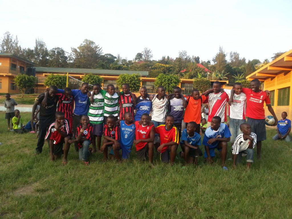 The Football/Soccer Team
