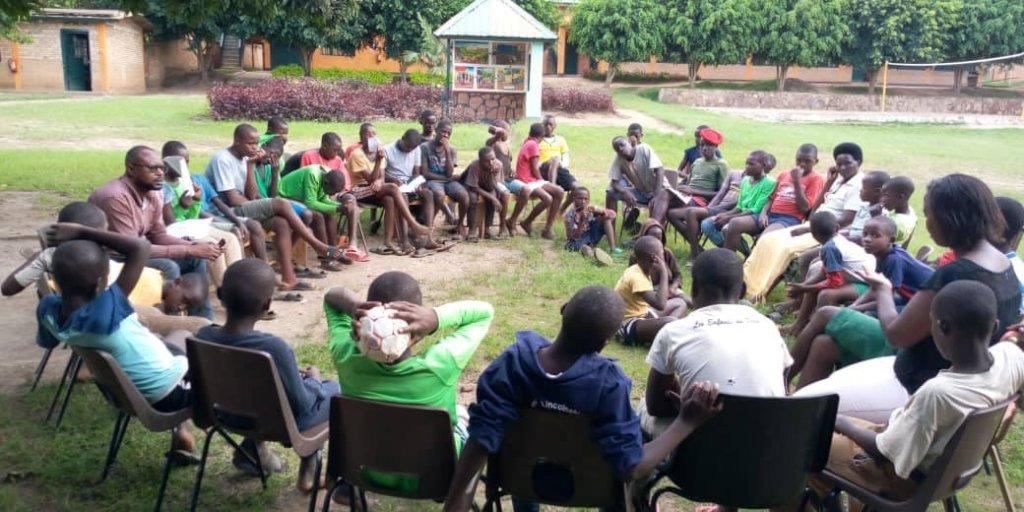 Kids meeting