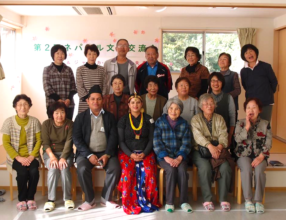 Community-Building Workshop in Ohfunato, 2016