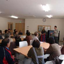 JISP professional staff presents Nepali culture