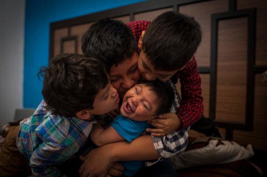 UNICEF Guatemala  UNICEF/UN0148747/Volpe