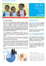UNICEF_LACRO_Situation_Report  July 2016 (PDF)