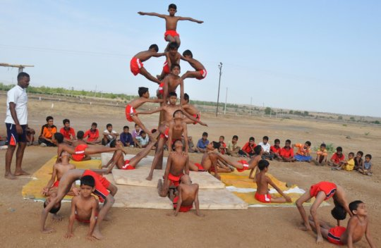 Give 1000+ children opportunity to play sports