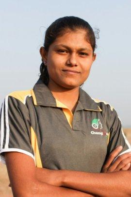 Vaishnavi - The Gold Medalist