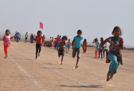 Empower 1000+ Children Through Sports