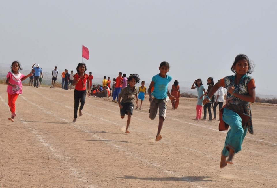 Empower girls in rural India to be Champions