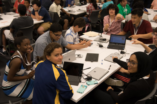 Collaboration skills are necessary for success