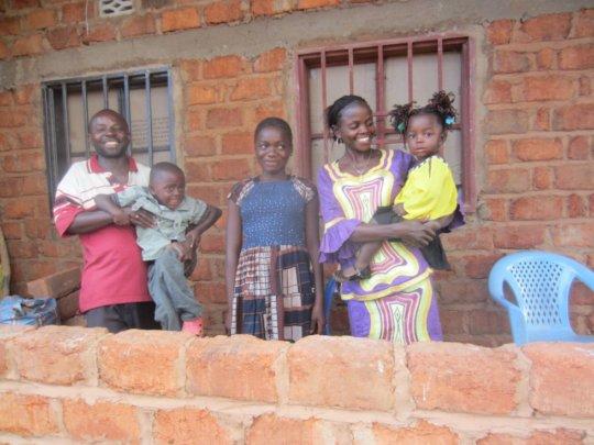 Selemani Family - Foster Family at Maison Kimbilio