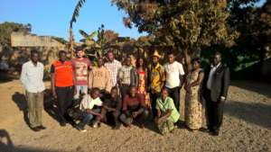 Our Team in Congo