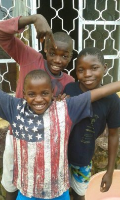 Reunite Children with their Families in Congo