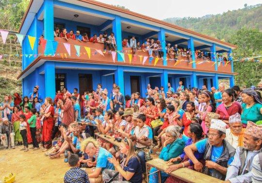 School Handover Ceremony