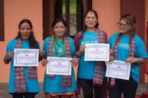 Trainee Female Masons