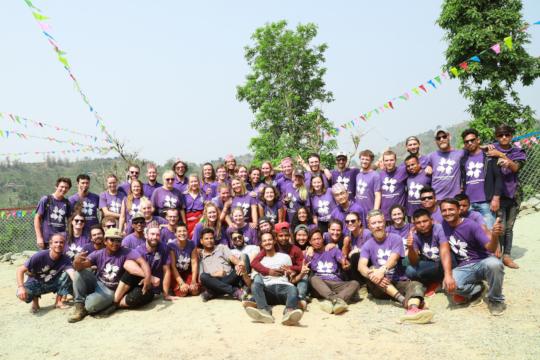 The Nepal Program Team 2018-2019