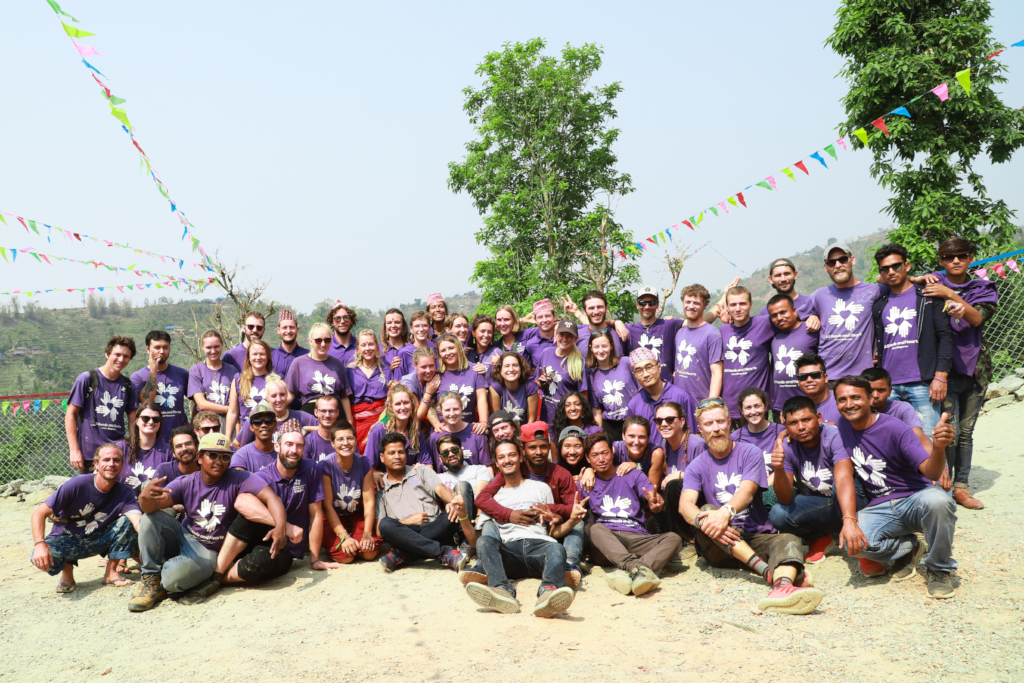The Nepal Program Team 2018-2019