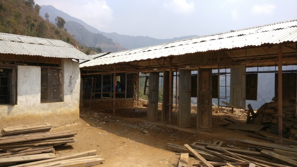 Shree Ma Vi School (Sindhuli district)