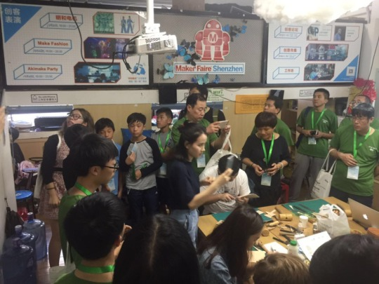 A tour of the best known MakeSpace in ShenZhen