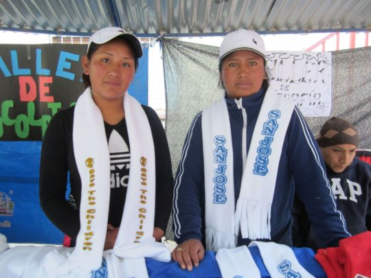Child Protection in Bolivia: 2015 Highlights