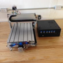 CNC milling machine arrival