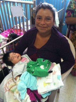 Chimeltenango, Guatemala Diaper Drop