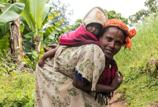Ensure Girls in Ethiopia Receive Basic Eye Care