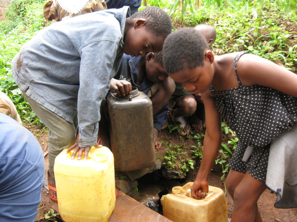 Kitchu Community Water Project