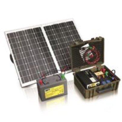 AidPol  Solar unit for fan, bulbs and charger