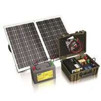 AidPol  Solar unit for fan, bulbs and charger