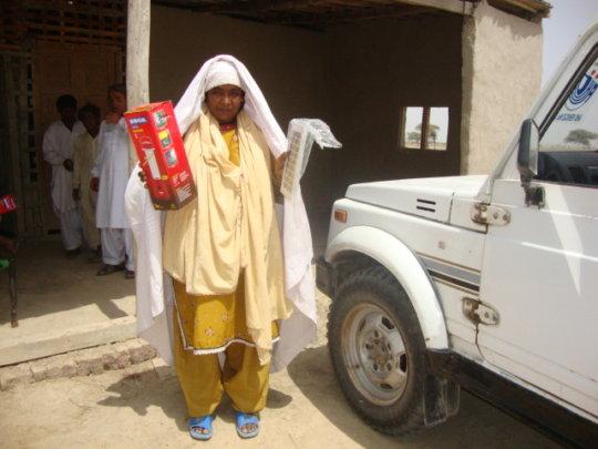 Solar Light for rural people