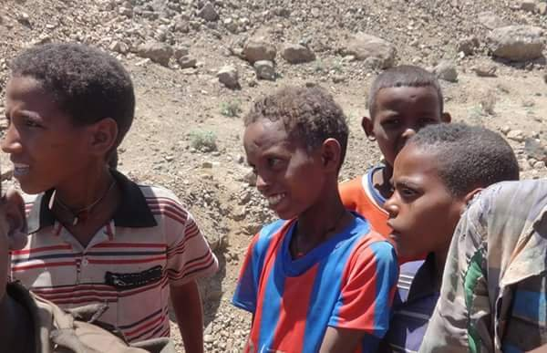 Famine support for 1700 Ethiopian students