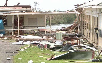 Emergency Relief for Fiji After Cyclone Winston