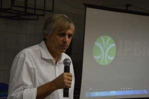 IPBio founder speech/fundador palestra