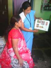 Using Antenatal resources
