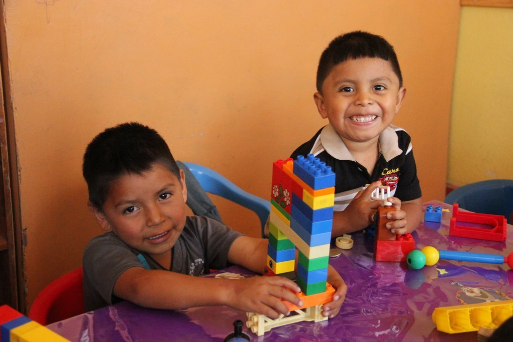 Building a Home for the San Antonio Preschool