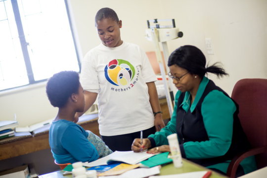 Educating & Supporting Adolescents on HIV/AIDS