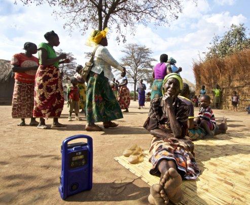 Radio creates community among rural women