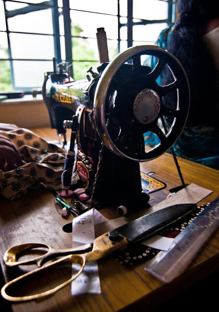 Tailoring store for Indian women