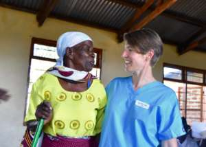 Health & Hope doctors share friendship and care.