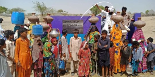 Drinking Water for 40 Villages of Thar Pakistan
