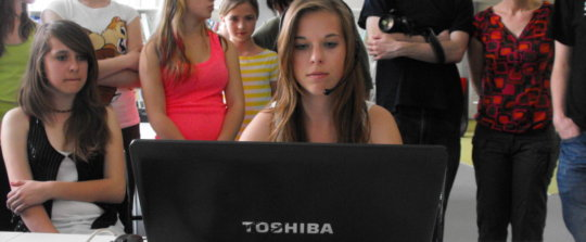 Increase Slovak girls participation in technology
