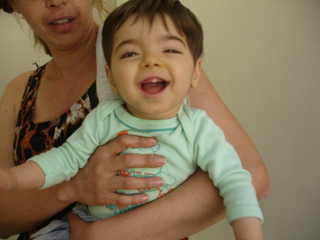 Alive and Smiling - Nutrition for Premature Baby