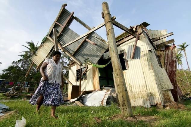 Emergency Disaster Relief for Moturiki Fiji