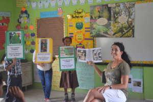 Education programme - thank you Anabela!